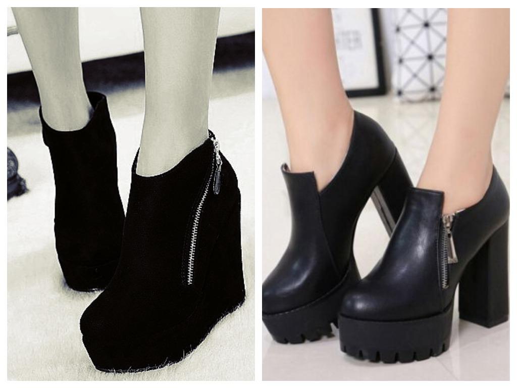2c86e5f7a171e1 А якщо жити не можете без масивного взуття – оберіть краще на стійкому  каблуку, але в жодному разі не на платформі.