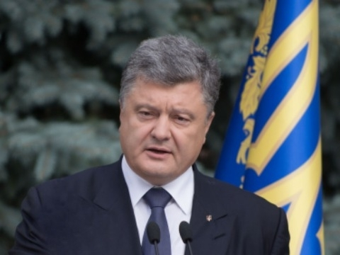 No shooting or casualties in Donbas in one day first time since conflict began – Poroshenko