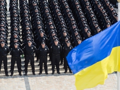 Ukraine will celebrate National Police Day