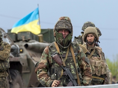 No  casualties amongst Ukrainian servicemen last day