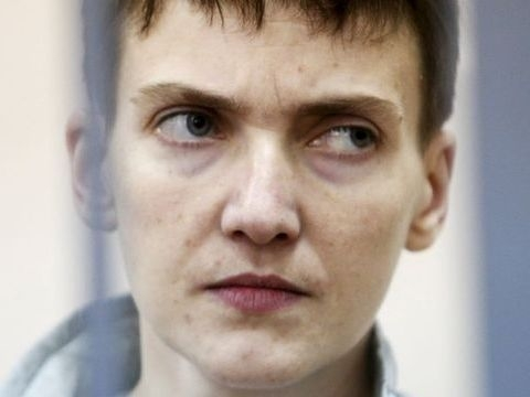 Savchenko goes on hunger strike until end of her trial