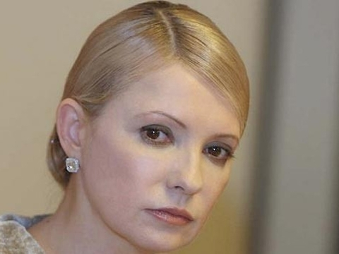 Yulia Tymoshenko appeals to President and Parliament Speaker