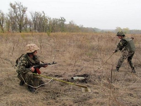 Mine clearance in Donbas to take ten to fifteen years