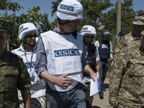 OSCE open for discussion of police mission options in Donbas