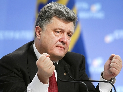 Poroshenko welcomes 'Crimean' sanctions extension by EU