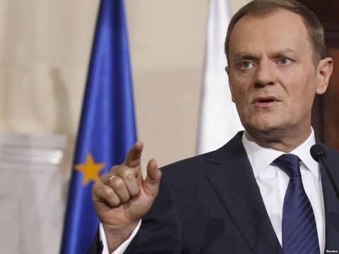 "Tusk: Russian version of events in Crimea and Donbas ""unreliable"""