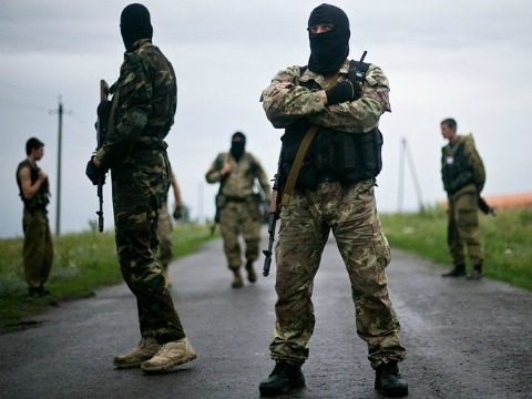 Militants step up shelling of Ukrainian military forces in Donbas