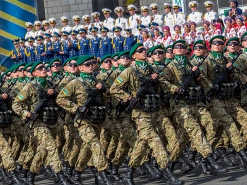 About 17,000 female soldiers serve in Ukrainian Armed Forces