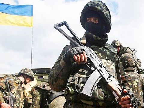 None of Ukrainian military killed in Donbas in past 24 hours