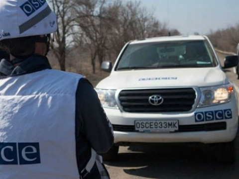 OSCE say of  violations of ceasefire in Donbas
