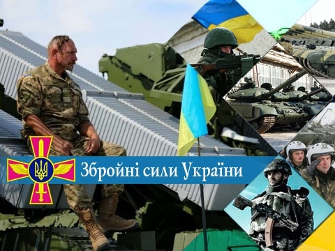 How many servicemen sign contract to serve in Ukrainian army