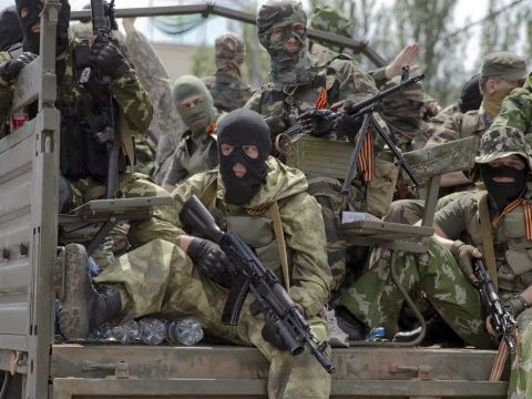 Militants launch 28 attacks on Ukrainian troops in past day