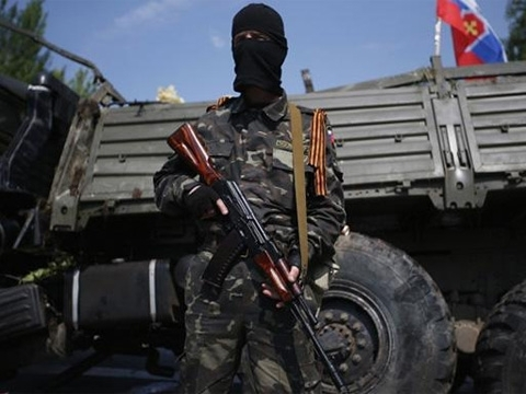 Separatists launch 20 attacks on Ukrainian troops in east Ukraine