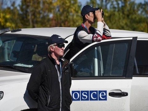 OSCE SMM records over 300 truce breaches in Donbas during New Year holidays