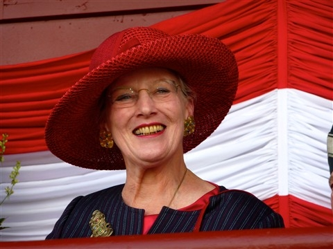 Queen Margrethe II: Ukraine can rely on Denmark's support