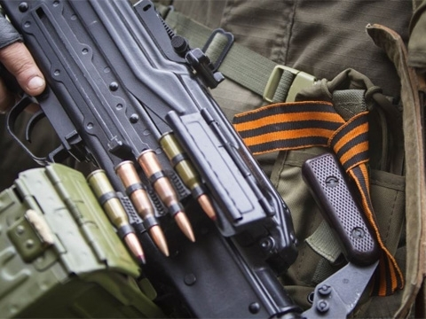35 militants' attacks on Ukrainian troops in Donbas in past day