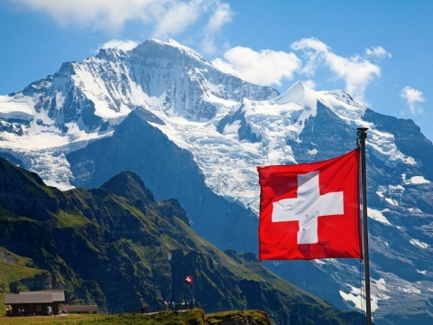 Switzerland to introduce visa-free regime with Ukraine on June 11