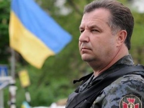 Poltorak: Armed Forces of Ukraine are able to fulfill all tasks assigned to them