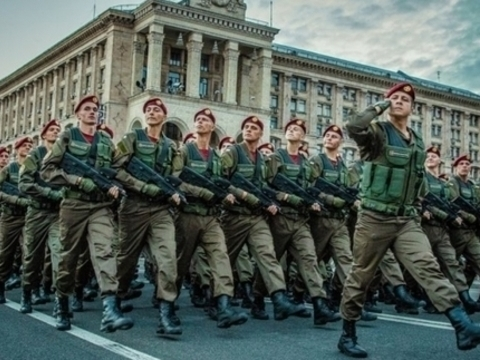 National Guards will swear allegiance in front of Parliament