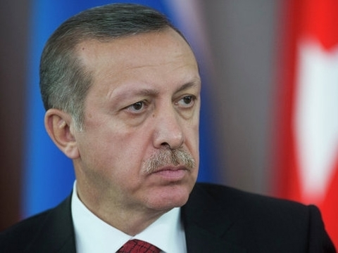 Turkish President arrives in Ukraine