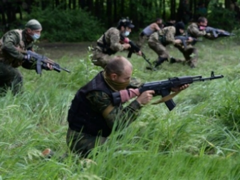 Ukrainian army positions in Donbas attacked by militants 12 times in past 24 hours