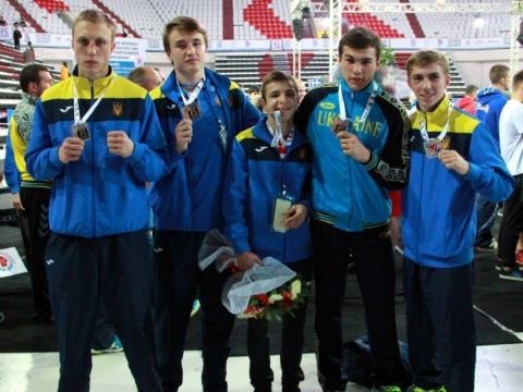 Ukrainians win 5 medals at European Boxing Championship among youth