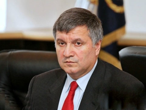 Avakov says he sees no reason to leave interior minister's post