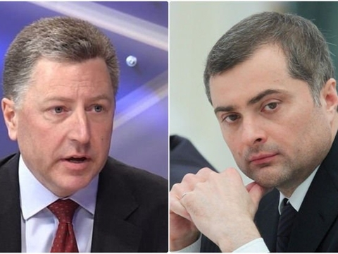 Surkov, Volker meeting in Belgrade