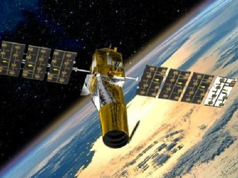 "Ukraine plans to launch its first telecommunication satellite ""Lybid"" in 2018"