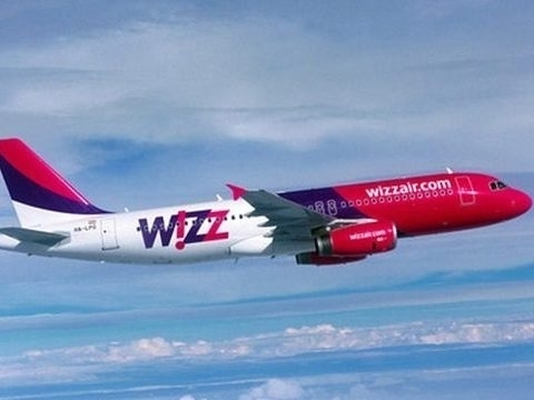 Wizz Air announces  new London-Lviv flight