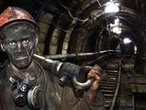 Buzhanska miners refuse to go to surface, requiring payment of wage arrears