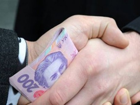 Ukrainians consider corruption to be main problem for country