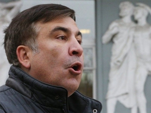 Saakashvili refuses to go to PGO
