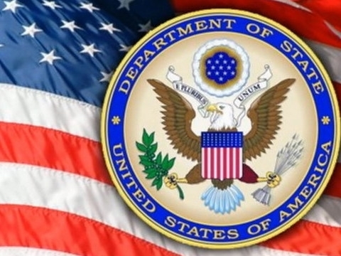 US Department of State posted press statement on Ukraine