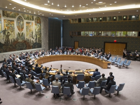 Six countries officially become non-permanent members of UN Security Council