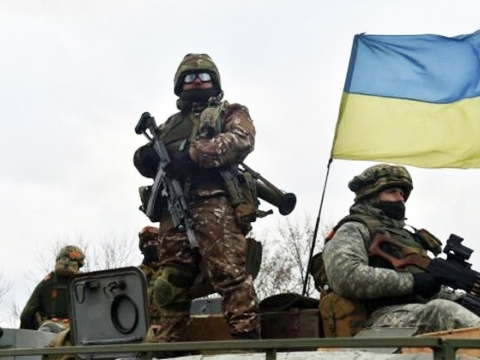 ATO: Ukrainian soldiers did not return fire in response to militants' shelling