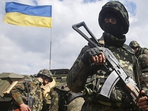 Situation in ATO area under control of  Armed Forces of Ukraine