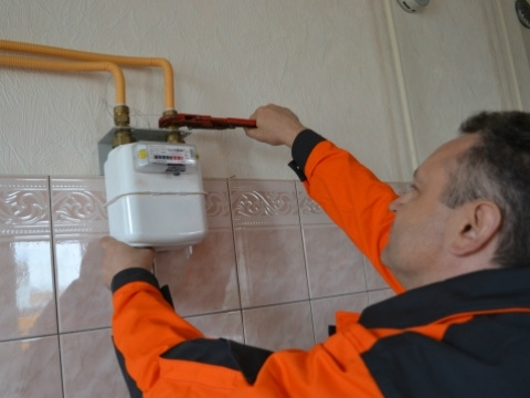 Individual gas meters to be installed for gas consumers