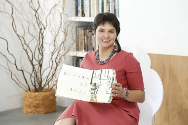 """Керівниця проекту """"ДивоГра"""": ми видаємо адаптовану літературу для людей з порушенням мовлення або читання"""